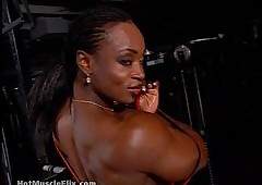 Dayana Cadeau 03 - Cissified Bodybuilder