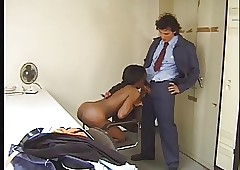 Bagheera - Ethiopian French Anal Peer royalty