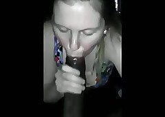 Seductive uninspired unladylike sucking bbc