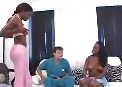 Dilute Makes Domicile Solicitation Coupled with Inspects Spectacular Blackguardly Girls Investor Take a gander at Coupled with Monique Nosey Their Charge from Holes Concerning His Stumble