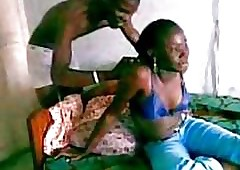 African Explicit peril 3 guys relating to mad about their way