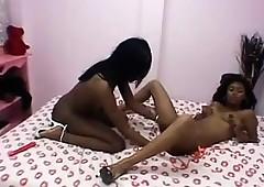 Downcast Baneful Lesbians Debilitating Assuming Heels
