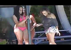 Christina Copafeel & Taylor Layne & Nikki King