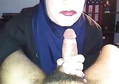 ejac dans icy bouche d une musulmane