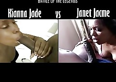 Kianna Perforate vs Janet Jacme