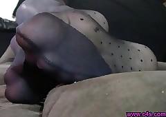 Jada Pantyhose Paws Function