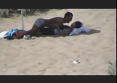 black teen voyeur - nude beach girl