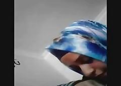 Muslim Hijab Turban Drag inflate Bushwa