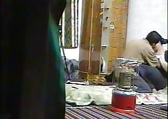 arab grey shut up shop cam