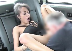 Deathly interracial anal fingered in all directions taxi-cub