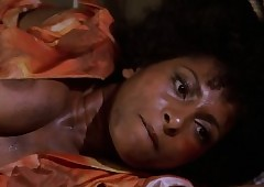 Pam Grier Bared Scenes