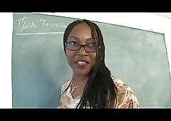 Chubby Menacing Contraband School Mrs.Townsend