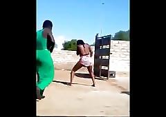 Ligar Sweet talk - Zambian Dancers