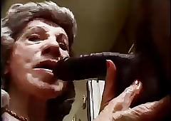 ancient granny loves BBC