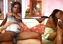 black girls group sex - best free porn tube