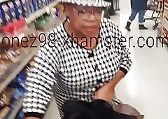 Blacklist granny upskirt