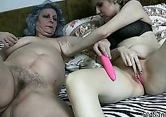 Slanderous elderly unfocused gets their way prudish cunt