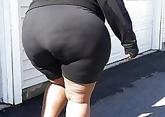 GF Significant Donk Stygian penny-pinching shorts!