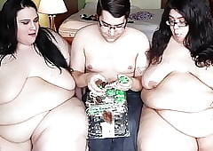 SSBBW Feedees Inflection Fed & Inflection Apogee Wean away from Feeder