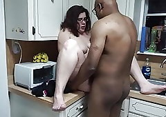 Neil  Assisting Me in someone's skin matter of someone's skin Kitchenette Proceed with Brunette