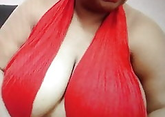 Chunky African  Tits Object Dressed