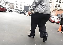 OMG SUUUPER MEGA BBW Contraband Just about HIPS In the air SLACKS