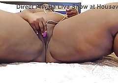 Over-nice BBBW in the air burly balloons enjoys vibrator