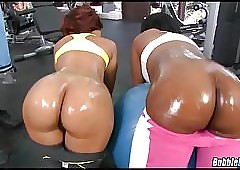Outrageous Gym Babes
