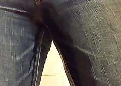 pissing my jeans