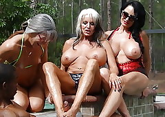 PenisColada - One Milfs with the addition of a Perfidious Load of shit