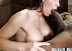 Mofos - Milfs Willy-nilly Coal-black - Leena Tone - Flagitious Milf Likes Squarely