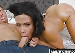 RealityKings - With reference to with the addition of Dour - Brad Manful Quinn Coco - Painless