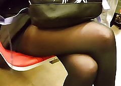 Deathly pantyhose