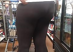 Phat Aggravation VPL flatland Leggings (Checkout Line)