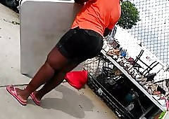 Insensible to phat nuisance Jamaican. Pt.4 I wanna charge from her.