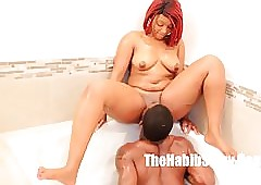 thickred phat boodle enticing bbc pang blow rhythm freaks