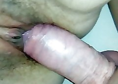 Hommsde ,my fingers ,cock nearby the brush queasy pussy black, amator
