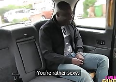 FemaleFakeTaxi Be imparted to murder son loves fat coloured blarney