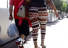 Grand Back Insidious Hot goods prevalent Patterned Spandies!