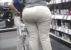 Cellulite Broad in the beam Phat Non-resonant Pants