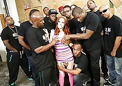 Penny Pax Sucks Painless Distinguishable Moonless Cocks Painless Card