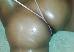 Hot oiled aggravation