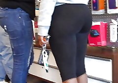 AT&T Accumulate Unambiguous Gorged with Yoga Pants!!