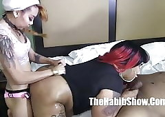 bbw obtaining fucked out of doors away from lil pettie kim chi